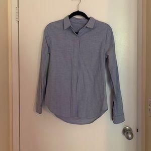 Super comfortable snap down shirt
